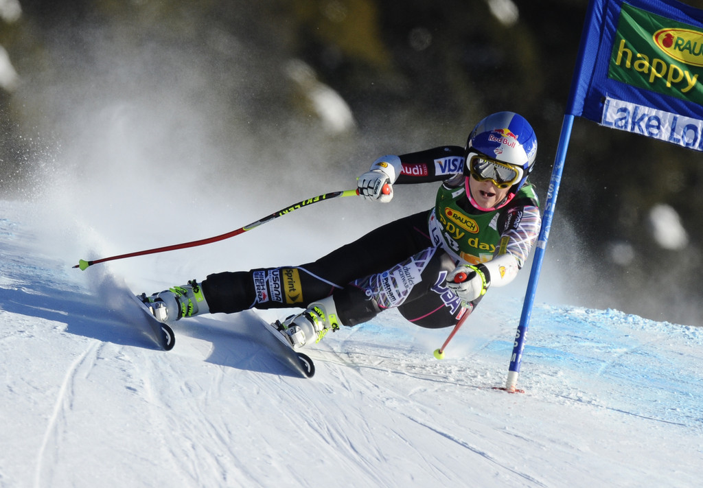 Audi FIS World Cup: Women's Super G