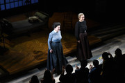 """Audible Celebrates """"The Half-Life of Marie Curie"""" at Minetta Lane Theatre In NYC"""