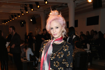 Audrey Kitching Chromat AW15: Mindware Runway Show - Front Row