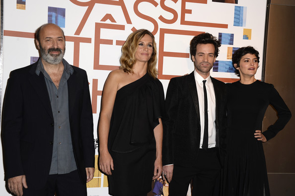'Casse Tete Chinois' Premieres in Paris
