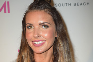 Audrina Patridge Sports Illustrated And Wall Present SWIMMIAMI 2017 Opening Party - Backstage/Front Row