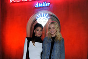 Jessica Szohr Jessica Stam Photos Photo