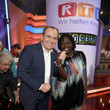 Auma Obama RTL Telethon In Cologne