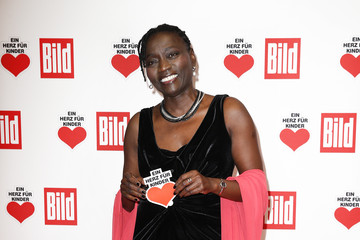 Auma Obama Ein Herz Fuer Kinder Gala 2014 - Red Carpet Arrivals