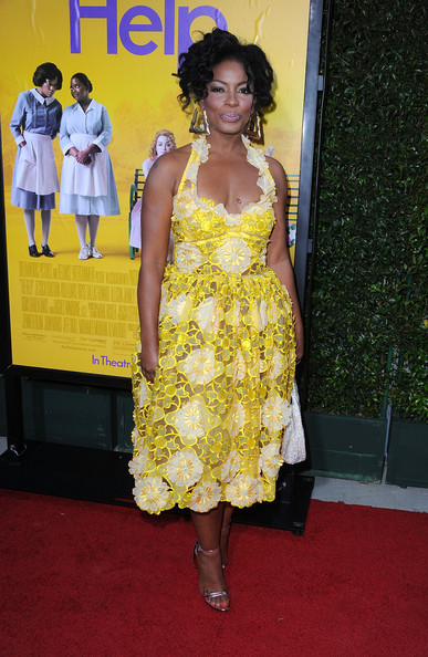 "Aunjanue Ellis on the Premiere Of DreamWorks Pictures' ""The Help"""