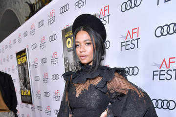 Aurora James AFI FEST 2019 Presented By Audi – 'Queen And Slim' Premiere – Red Carpet
