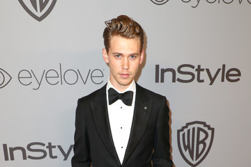 Austin Butler The 2018 InStyle and Warner Bros. 75th Annual Golden Globe Awards Post-Party - Red Carpet
