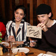 Austin Butler Haute Living And Jaquet Droz Honor Vanessa Hudgens
