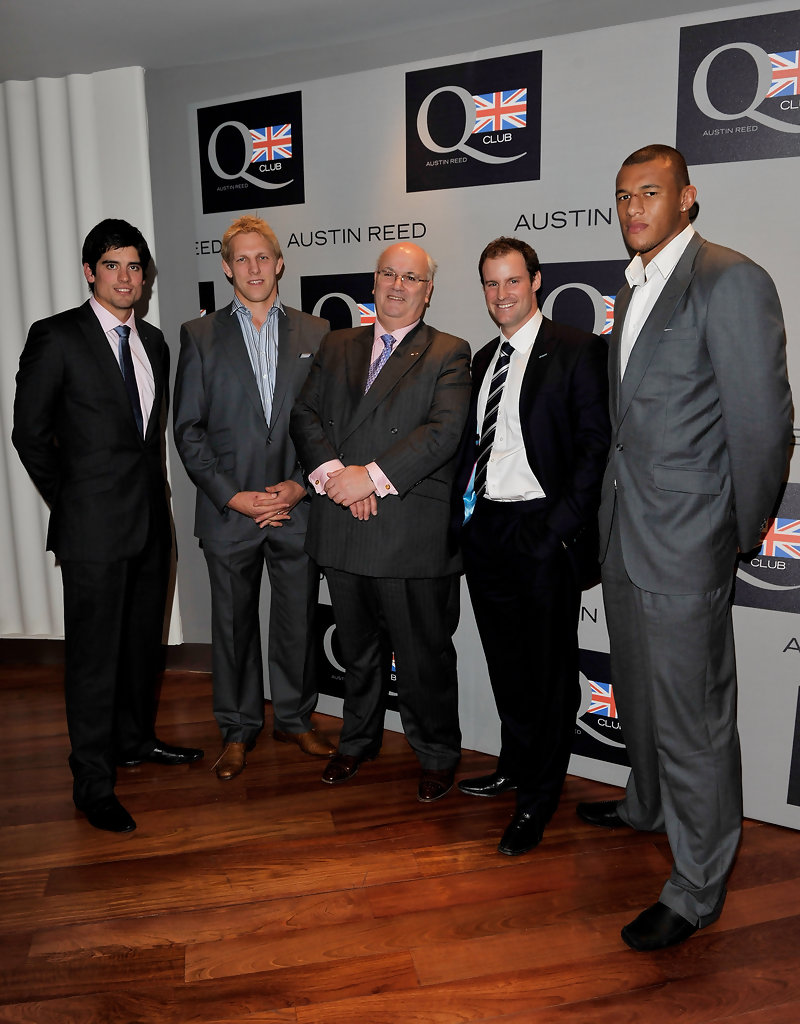Andrew Strauss Lewis Moody Courtney Lawes Alastair Cook Justin Llewellyn Justin Llewellyn Photos Zimbio