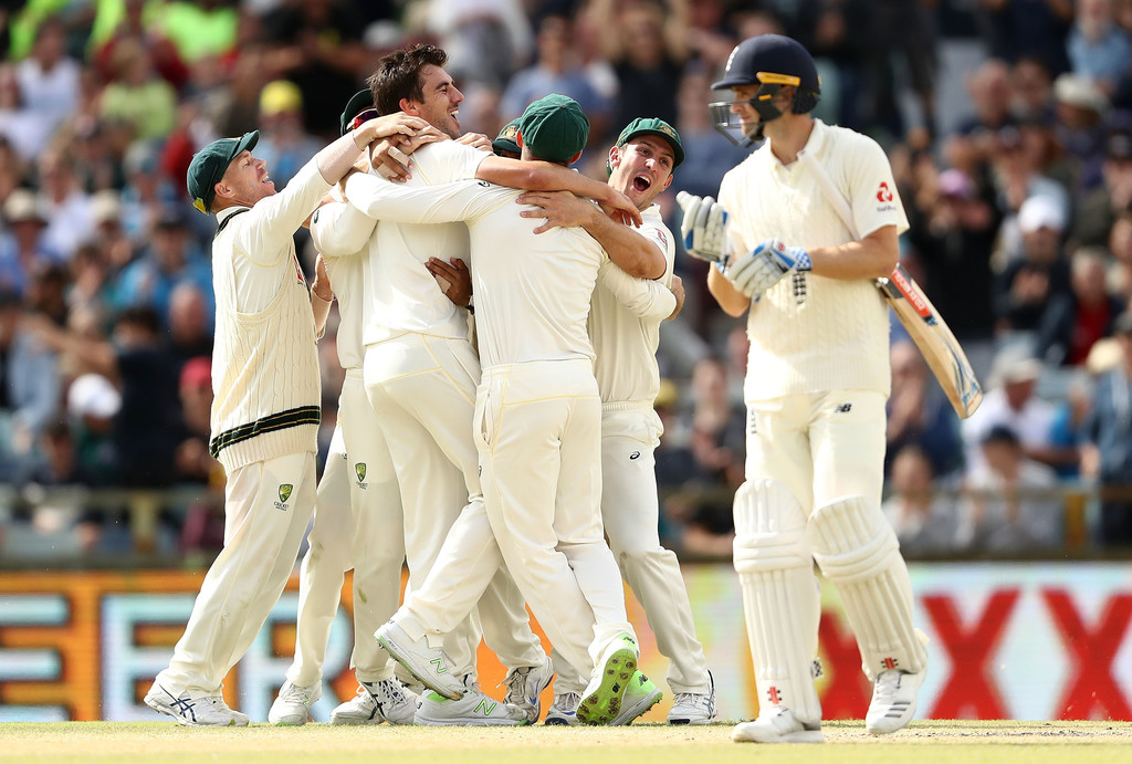 ashes are the series of test matches between australia and england The background the first test match between england and australia was played in 1877, though the ashes legend started later, after the ninth test, played in 1882 on their tour that year (1882) the australians played just one test, at the oval.