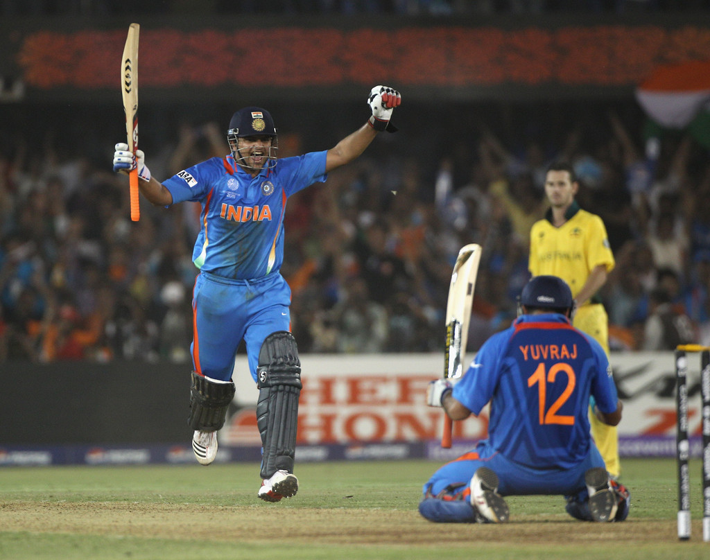 Suresh Raina Reveals Why Dhoni Came Out Ahead Of Yuvi In 2011 Wc Final Sirf News
