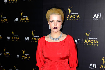 Sianoa Smit-McPhee Australian Academy Of Cinema And Television Arts' 1st Annual Awards - Arrivals