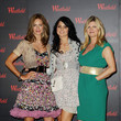 Trinny Woodall and Jessica Bratich Photos