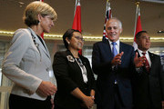 Julie Bishop and Malcolm Turnbull Photos Photo