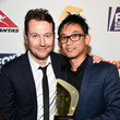Leigh Whannell and James Wan Photos