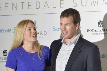 Autumn Phillips Arrivals at the Sentebale Summer Party