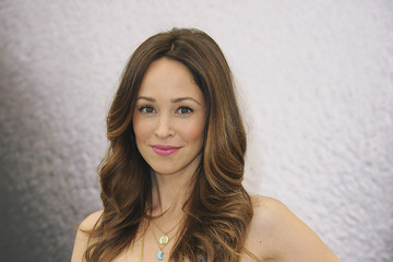 Autumn Reeser Autumn Reeser Poses at the Monte Carlo TV Festival