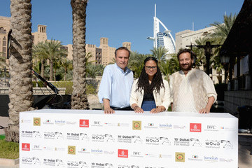 Ava DuVernay Dubai International Film Festival: Day 4