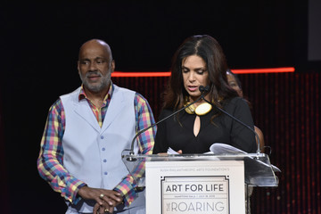 Ava DuVernay RUSH Philanthropic Arts Foundation Celebrates 20th Anniversary at Art For Life Sponsored By Bombay Sapphire Gin