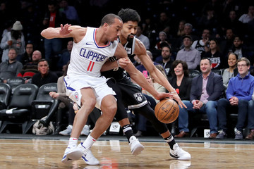 Avery Bradley Los Angeles Clippers v Brooklyn Nets