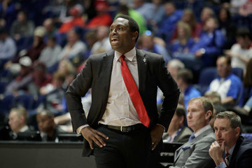 Avery Johnson SEC Basketball Tournament - Second Round