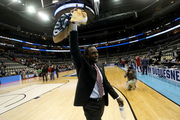 Avery Johnson NCAA Basketball Tournament - First Round - Pittsburgh