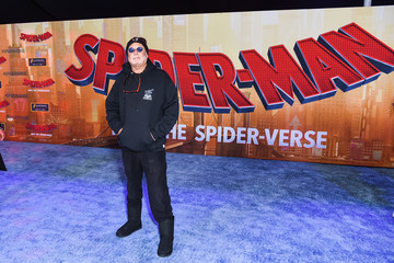 Avi Arad World Premiere Of Sony Pictures Animation And Marvel's 'Spider-Man: Into The Spider-Verse' - Red Carpet