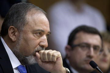 Avigdor Lieberman Avigdor Lieberman Ends Partnership with Netanyahu