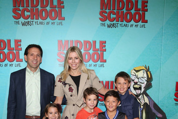 Aviva Drescher New York Red Carpet Screening of 'Middle School: The Worst Years of My Life'
