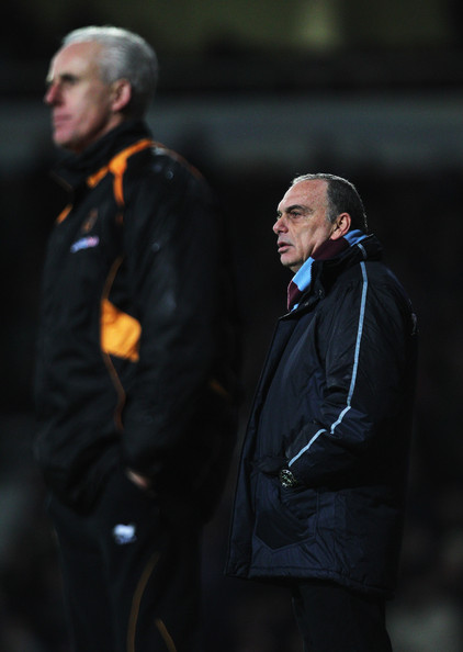 Avram Grant and Mick Mccarthy Photos - 1 of 4