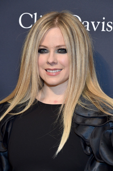 "Pre-GRAMMY Gala and GRAMMY Salute to Industry Icons Honoring Sean ""Diddy"" Combs - Arrivals [hair,face,blond,hairstyle,eyebrow,layered hair,long hair,chin,beauty,lip,sean ``diddy combs,arrivals,avril lavigne,grammy salute to industry icons,beverly hills,california,pre-grammy gala,avril lavigne,grammy awards,the head above water tour,the recording academy,photograph,singer-songwriter,celebrity,hawtcelebs,head above water]"