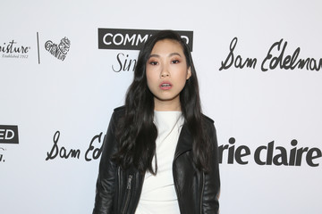 Awkwafina Marie Claire Celebrates Fifth Annual Fresh Faces In Hollywood With SheaMoisture, Simon G. And Sam Edelman - Inside