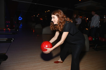 Aya Cash 8th Annual FX All-Star Bowling Party