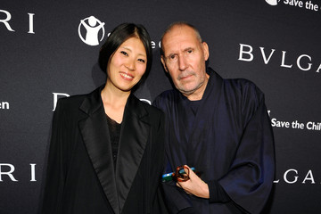 Ayako Yoshida BVLGARI And Save The Children Pre-Oscar Event - Red Carpet