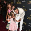 """Ayesha Curry Premiere Of Disney's """"The Lion King"""" - Red Carpet"""