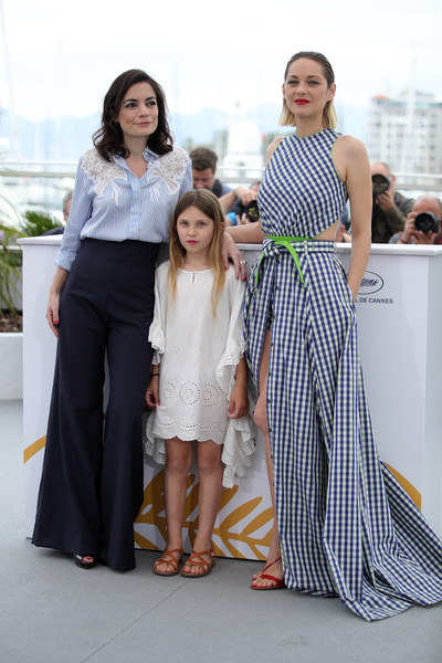 'Angel Face (Gueule D'Ange)' Photocall - The 71st Annual Cannes Film Festival
