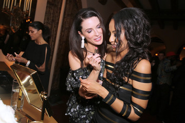 Azie Tesfai Entertainment Weekly Celebrates Screen Actors Guild Award Nominees at Chateau Marmont Sponsored by Maybelline New York - Inside