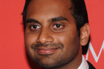 Aziz Ansari Arrivals at the Time 100 Gala