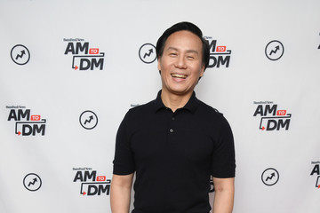 """B.D. Wong Celebrities Visit BuzzFeed's """"AM To DM"""" - January 22, 2020"""