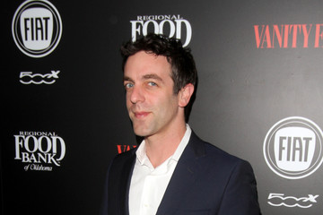 B.J. Novak Vanity Fair and FIAT Toast to 'Young Hollywood' - Arrivals