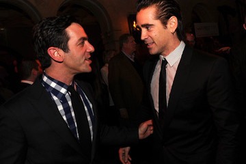 B.J. Novak 'Saving Mr. Banks' Afterparty in Hollywood