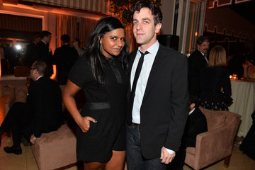 B.J. Novak The Weinstein Company & Netflix's 2014 SAG After Party In Partnership With Laura Mercier