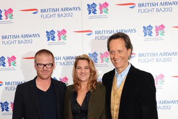 Richard E. Grant Tracey Emin The BA Great Britons Programme Launch