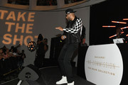 Swizz Beatz performs on stage at No Commission: Miami presented by BACARDÃ? x The Dean Collection on December 7, 201 at Faena Forum on December 7, 2018 in Miami Beach, Florida.