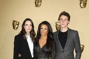 Stacy Martin, George Mackay and Annie Price attend the BAFTA Breakthrough Brits reception at BAFTA on November 7, 2018 in London, England.