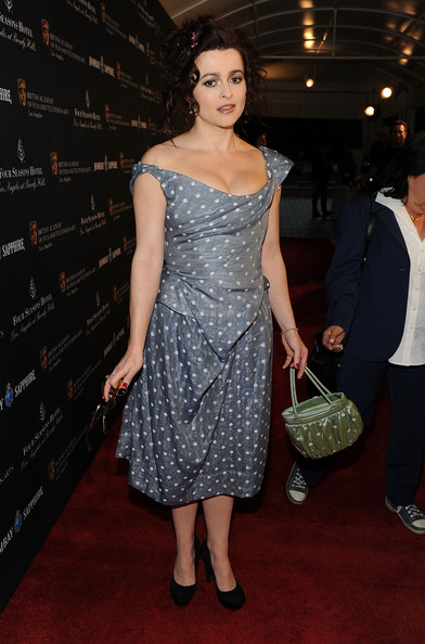 Actress Helena Bonham Carter attends the BAFTA Los Angeles Awards Season Tea in Association with The Four Seasons and Bombay Sapphire at the Four Seasons Hotel Los Angeles on January 15, 2011 in Los Angeles, California.