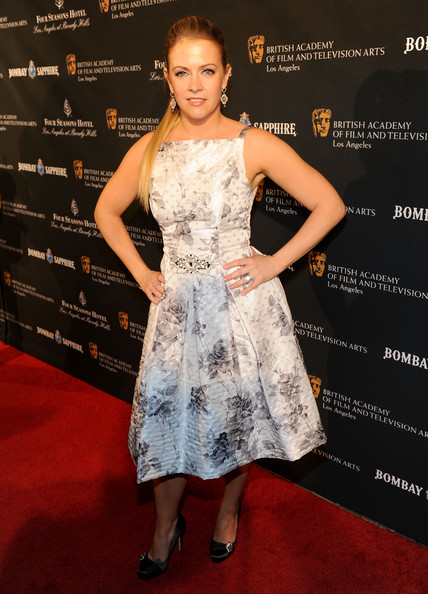 Actress Melissa Joan Hart attends the BAFTA Los Angeles Awards Season Tea in Association with The Four Seasons and Bombay Sapphire at the Four Seasons Hotel Los Angeles on January 15, 2011 in Los Angeles, California.