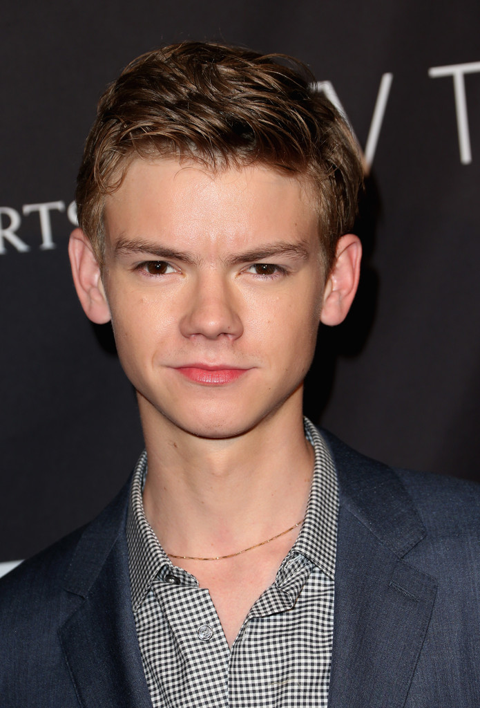 Thomas brodie sangster newt imagines tease thomas fanfic part