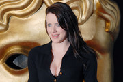 Michelle Ryan arrives for the BAFTA Video Games Awards at the Hilton, Park Lane on March 19, 2010 in London, England.