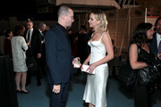 Darren Aronofsky (L) and Jennifer Lawrence attend the BAM Gala 2018 honoring Darren Aronofsky, Jeremy Irons, and Nora Ann Wallace at Brooklyn Cruise Terminal on May 30, 2018 in New York City.
